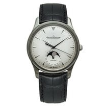 Jaeger-LeCoultre Master Ultra Thin Moon Q1368420 or 1368420 New Steel 39mm Automatic