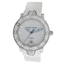Ulysse Nardin Lady Diver Steel 40mm Mother of pearl United States of America, New York, New York