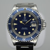 Tudor 76100 Steel 1985 Submariner 40mm pre-owned
