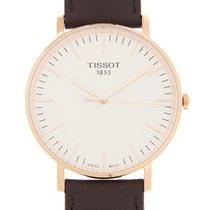 Tissot Roségold Quarz Weiß 42mm neu T-Classic