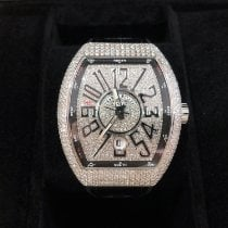 Franck Muller Steel Automatic Arabic numerals 41mm new