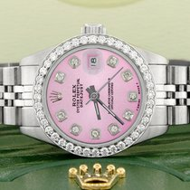 Rolex Lady-Datejust Steel 26mm Pink United States of America, New York, New York