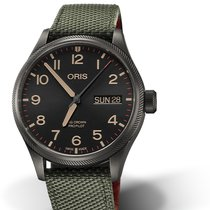 Oris Big Crown ProPilot Day Date 01 752 7698 4274-Set TS nov