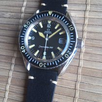 Omega Seamaster 300 Steel 42mm Black No numerals