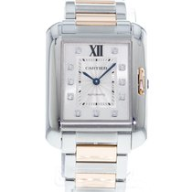 Cartier Tank Anglaise WT100025 2010 pre-owned