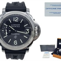 Panerai Steel 44mm Manual winding PAM 00005 pre-owned
