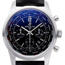 브라이틀링 (Breitling) Transocean Chronograph Unitime Pilot