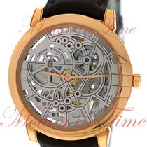 Harry Winston Midnight Rose gold 42mm Transparent No numerals United States of America, New York, New York