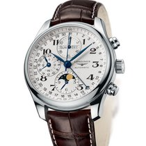 Λονζίν (Longines) master collection moon phase 42mm
