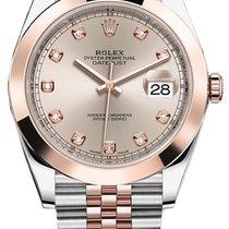 Rolex Datejust Złoto/Stal 41mm