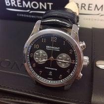 Bremont Steel Automatic ALT1-C/PB pre-owned