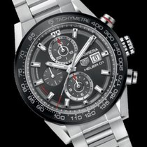TAG Heuer Carrera Calibre HEUER 01 CAR201W.BA0714 2019 new