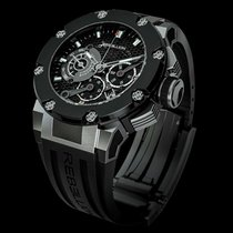 Rebellion Acier 48mm Remontage automatique 00/1 occasion