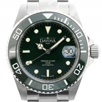 Davosa 40mm Automatic new Ternos Automatic Green