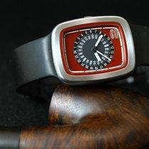 Ikepod Manatee Dual-Timer Red