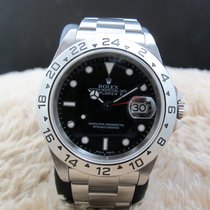 롤렉스 (Rolex) EXPLORER 2 16570 Black Dial (SEL) Mint Condition