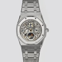 Audemars Piguet Royal Oak Perpetual Calendar skeletonized dial