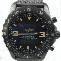 Breitling Chronospace Military Quartz Digital Display 46mm