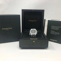 Audemars Piguet Royal Oak Chronograph Stainless Steel Black...