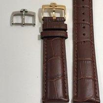 Omega 20mm Brown Strap for Speedmaster/Seamaster