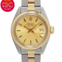 Rolex 6919 Or/Acier 1978 Oyster Perpetual Lady Date 26mm occasion