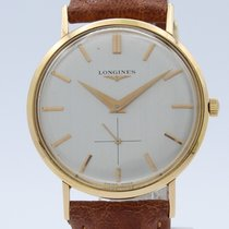 Longines Yellow gold 33mm Manual winding 15 pre-owned