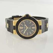 Bulgari Diagono AL38G pre-owned