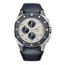 Davosa Chronograph 46mm Automatic new Titanium Grey