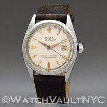 Rolex Datejust Big Bubbleback Ovettone Red Datejust Vintage