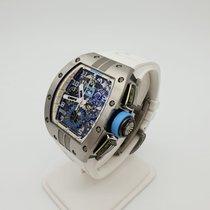 Richard Mille Titanium 50mm Automatisch RM011 tweedehands