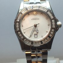 Michel Herbelin Newport Trophy Steel 32mm Mother of pearl