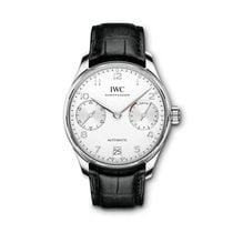IWC IW500712 Steel Portuguese Automatic 42.3mm new United States of America, New York, New York