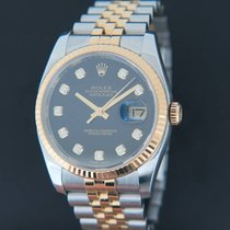 Rolex Datejust (Submodel) occasion 36mm Or/Acier
