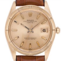 Rolex Oyster Perpetual Date 1501 1966 pre-owned