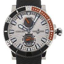 Ulysse Nardin Maxi Marine Diver 263-90-3/91 new
