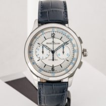Jaeger-LeCoultre Master Chronograph Staal 40mm Zilver