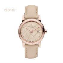Burberry Steel Quartz BU9109 new