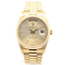 Rolex Day-Date 36 18238 1991 pre-owned