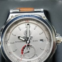 Anonimo Silver 44mm Automatic 11007 pre-owned Malaysia, Subang