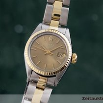 Rolex Lady-Datejust Gold/Steel 25.5mm Gold