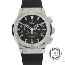 Hublot Classic Fusion Chronograph Titanium 42mm Black United States of America, New York, NEW YORK