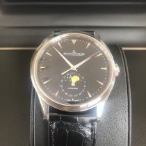 Jaeger-LeCoultre Master Ultra Thin Moon 1368470 New Steel 39mm Automatic