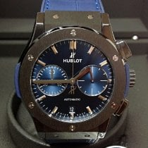 Hublot Classic Fusion Blue Ceramic 45mm Black No numerals United Kingdom, Wilmslow