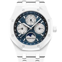 Audemars Piguet Royal Oak Perpetual Calendar Ceramic 41mm United States of America, New York, New York