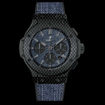 Hublot Big Bang Jeans Carbono 44mm Azul Sin cifras