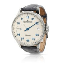 Meistersinger Steel 42mm Manual winding CCP303 pre-owned United States of America, New York, New York