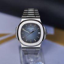 Patek Philippe Nautilus Steel 40mm Blue No numerals United Kingdom, London