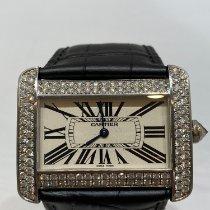 Cartier Tank Divan 2600 2008 gebraucht