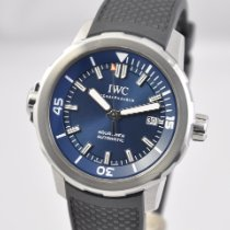 IWC Aquatimer Automatic Steel 42mm Blue No numerals United States of America, Ohio, Mason