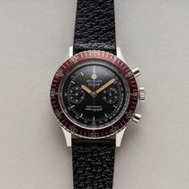 Wittnauer Steel 40mm Chronograph pre-owned